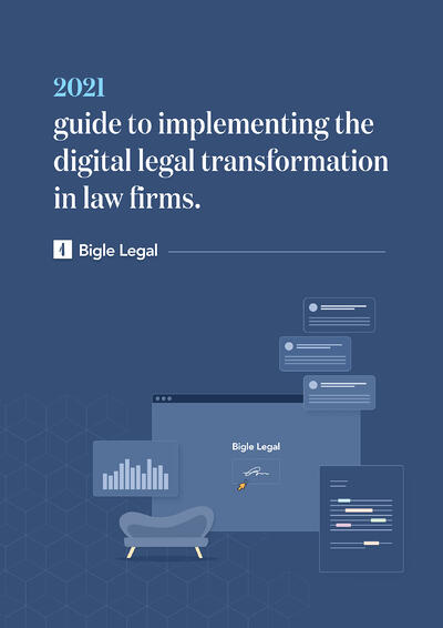 Ebook Cover English Law firm 2021